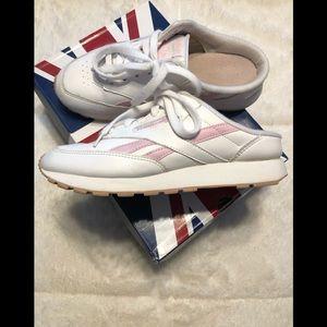 Old style Reebok slip on sneaker